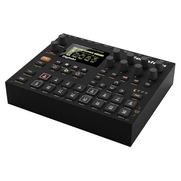 Elektron Digitakt 8 Voice Digital Drum Machine & Sampler
