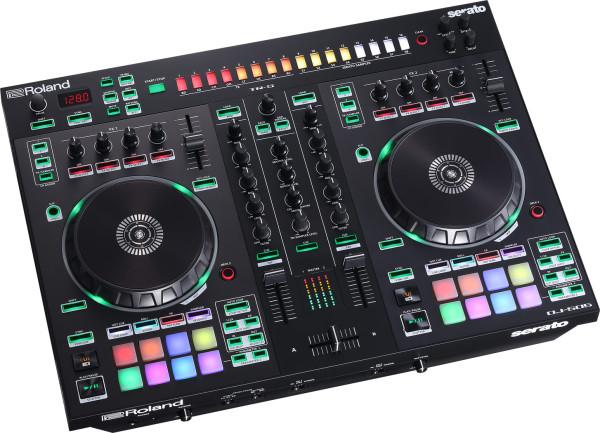 Roland DJ-505 2Ch Serato DJ Pro Controller