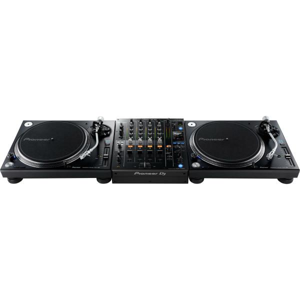 Pioneer DJ 2 x PLX1000 + DJM750 Mk2 Bundle