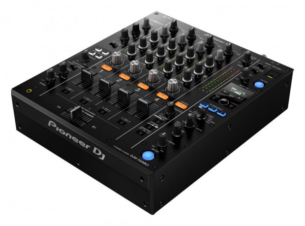 Pioneer DJ DJM750 Mk2 DJ Mixer