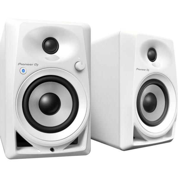 Pioneer DM-40BT White Bluetooth Active Desktop Monitors (Pair)