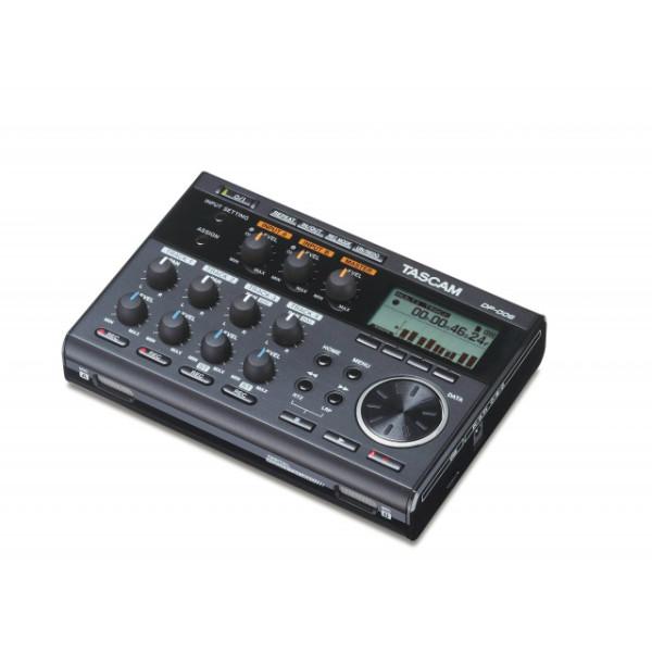 TASCAM DP006 6-Track Pocketstudio Digital Recorder