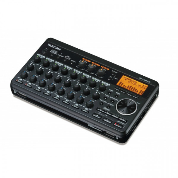 TASCAM DP008EX 8-Track Pocketstudio Digital Recorder