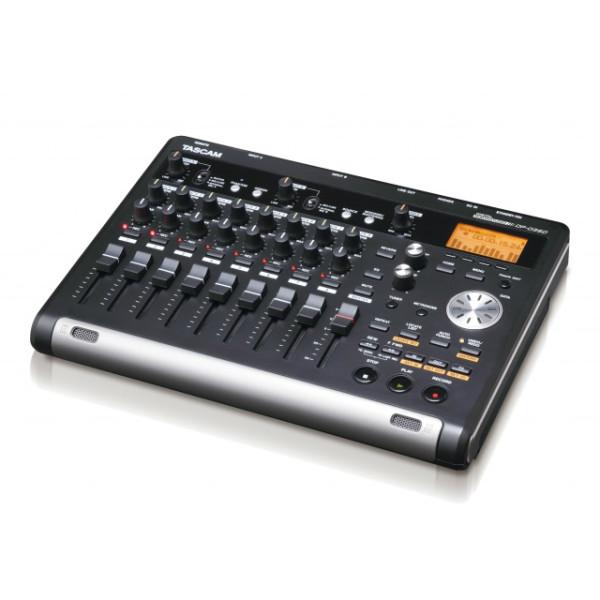 TASCAM DP03 8-Track Digital Recorder