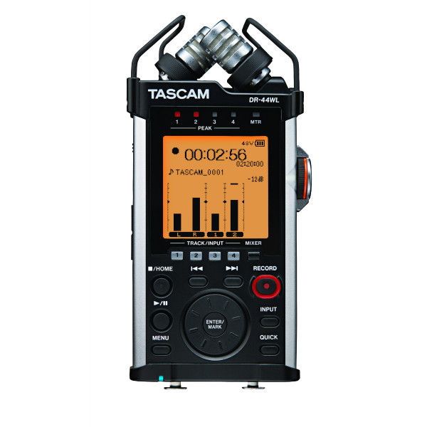 TASCAM DR44WL Portable 4-Track Recorder With WIFI