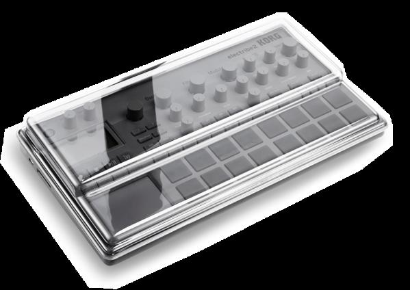 Decksaver Cover for Korg Electribe 2 (ESX2/EMX2)