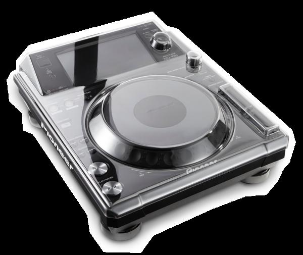 Decksaver Cover for Pioneer XDJ1000 / XDJ1000 MK2