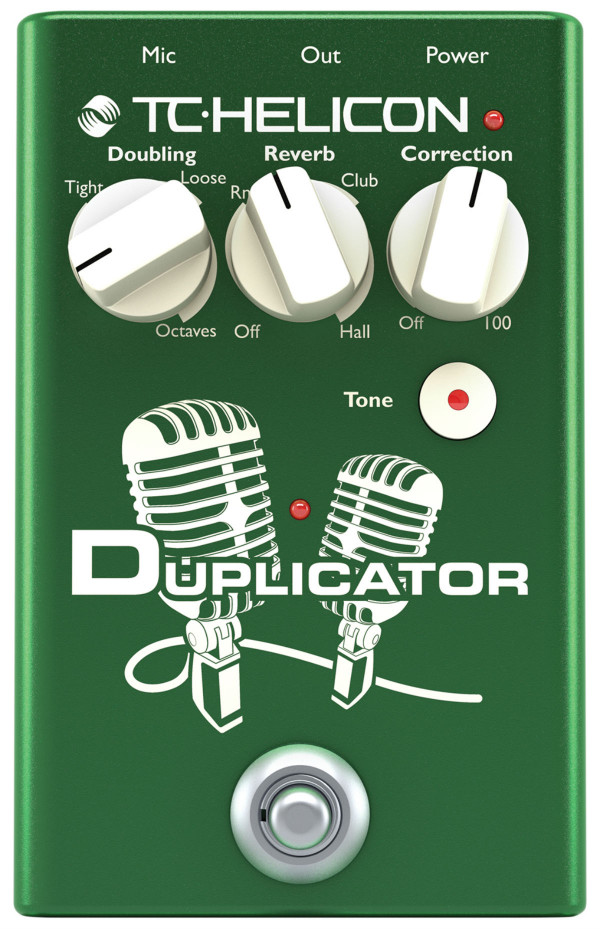 TC Helicon Duplicator Stompbox