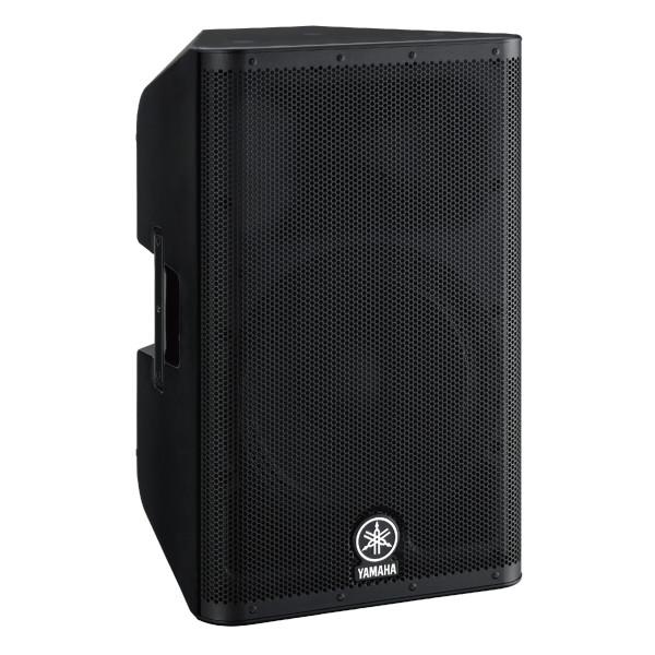 yamaha dxr12 dxr12 1100w 12 full range speaker single westenddj london. Black Bedroom Furniture Sets. Home Design Ideas