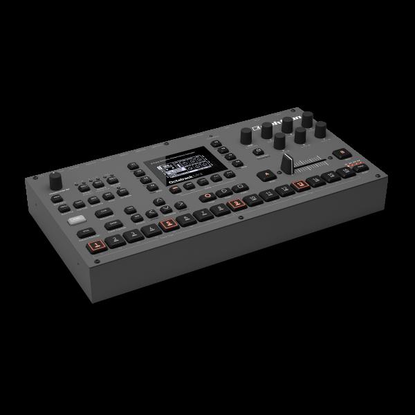 Elektron Octatrack MKII 8 Track Performance Sampler and Sequencer