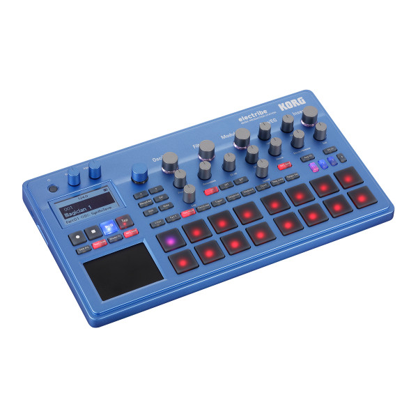 KORG EMX2 BLUE Electribe Music Production Station