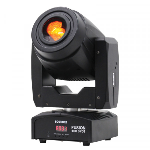 Equinox Fusion 100 Spot Moving Head (EQLED069)