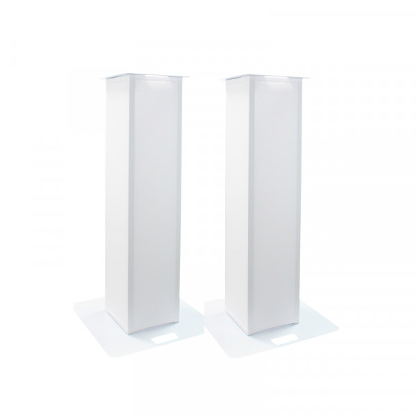 EQUINOX 1M DJ Plinth Set of 2 ( EQLED123 )