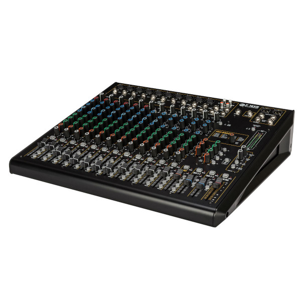 RCF F 16XR 16-Channel Mixer With Multi-FX & Recording
