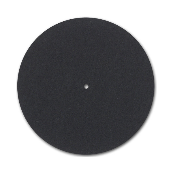 "Project Replacement 12"" Turntable Felt Mat (single)"
