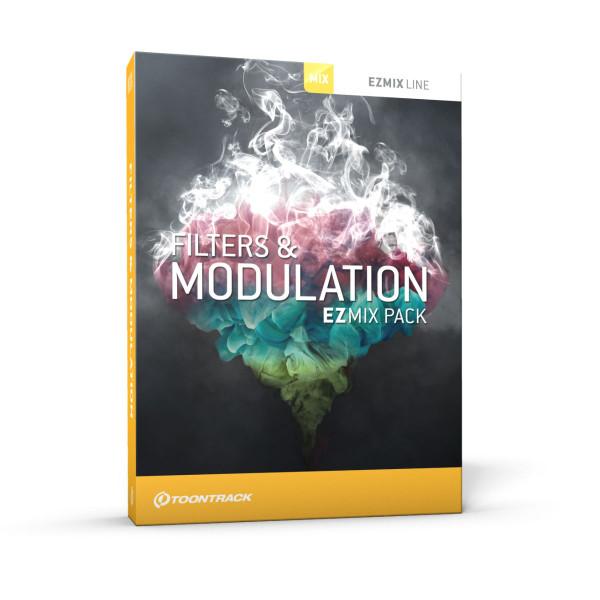 Toontrack Filters & Modulation EZmix Preset Pack (Serial Download)
