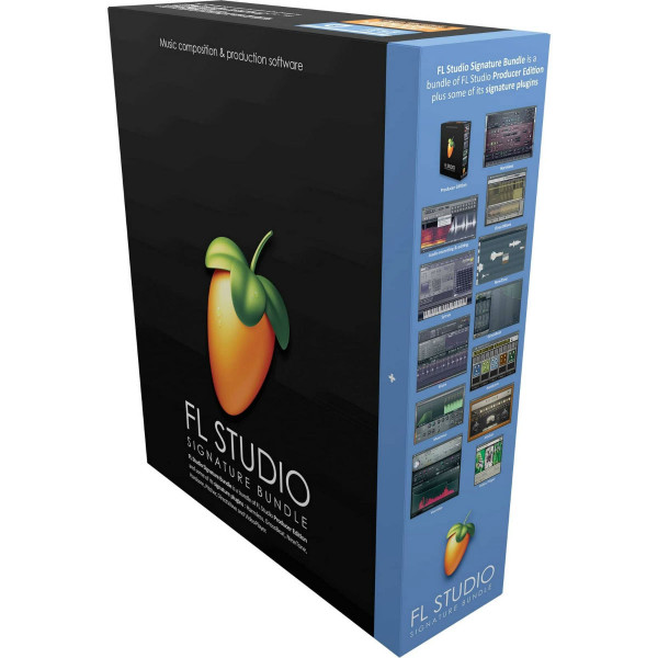 FL Studio 20 Signature Edition