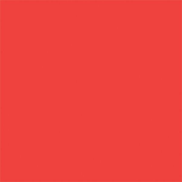 "FXLab Coloured Gel Sheet 48""x21"" G008KKX Colour Flame Red 164"