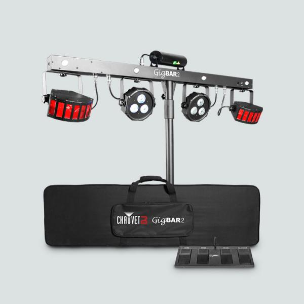 CHAUVET GigBAR 2 Multi-Effect Lighting Bar