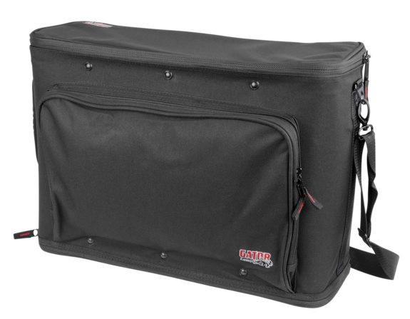 Gator 3U Lightweight Rack Bag with Aluminum Frame