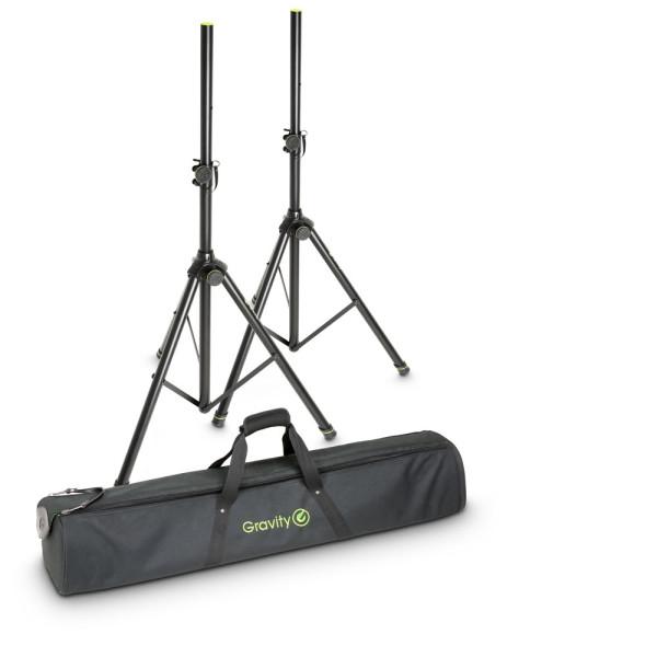 Gravity SS 5211 B SET 1 Speaker stand set