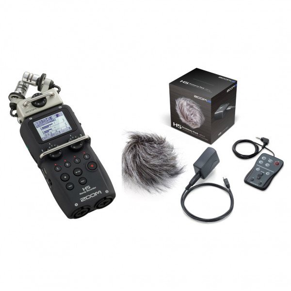 Zoom H5 Recorder with Accessory Pack