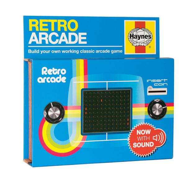 Haynes Retro Arcade Kit