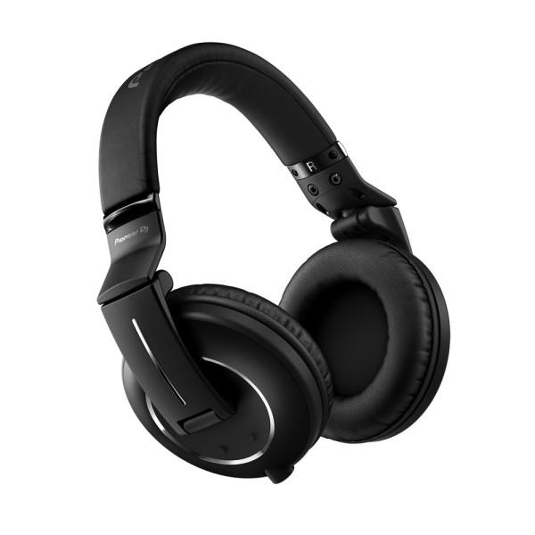 Pioneer HDJ2000 MK2 DJ Headphones - Black