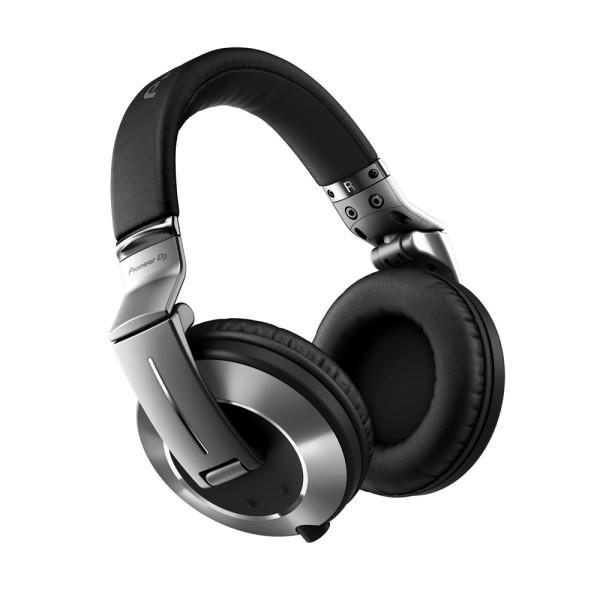 Pioneer HDJ2000 MK2 DJ Headphones - Silver