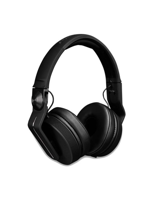 Pioneer HDJ-700-K Black Closed Back DJ Headphones
