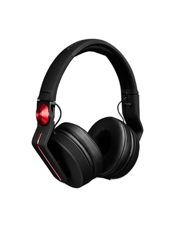 Pioneer HDJ-700 Red Closed Back DJ Headphones