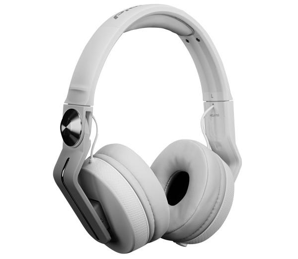 Pioneer HDJ-700 White Closed Back DJ Headphones