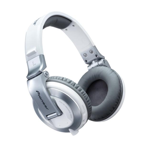 PIONEER HDJ2000 DJ Headphones - White