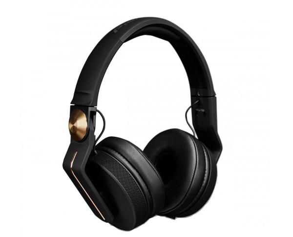 Pioneer HDJ-700 Gold Closed Back DJ Headphones