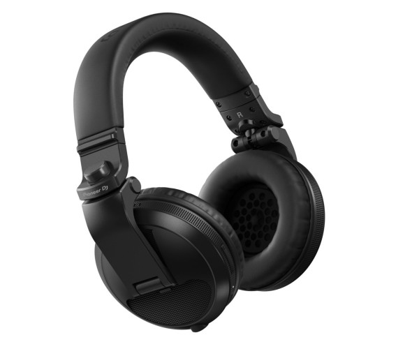 Pioneer HDJ-X5BT-K Bluetooth DJ headphones in Black