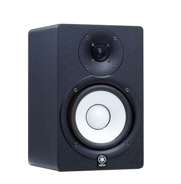 Yamaha hs50m 5 active monitor speaker at westend dj for Yamaha hs50m review
