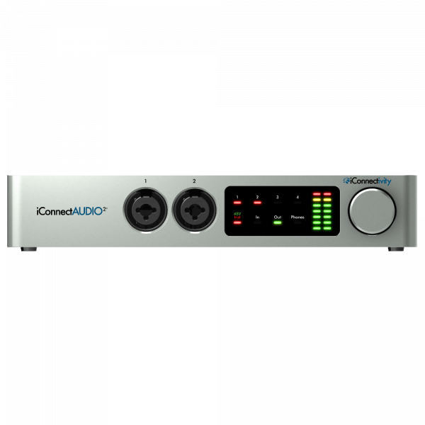 iConnectivity AUDIO 2+ 2-in 6-out Audio / MIDI Interface