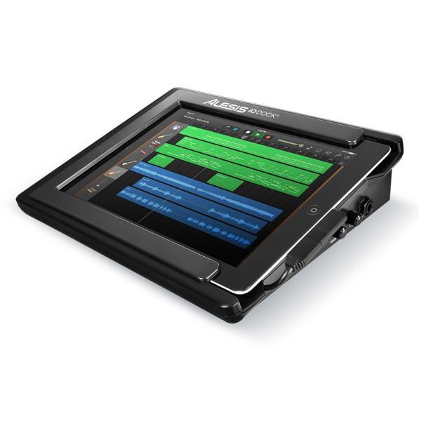 Alesis iO Dock II Audio Interface for iPad