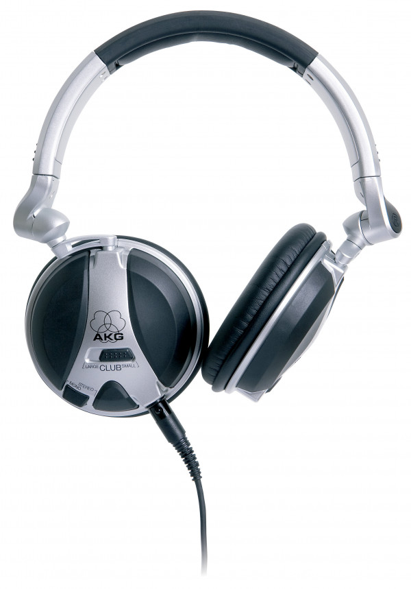 AKG K181DJ Professional Closed Back DJ Headphones