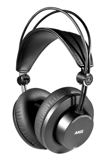AKG K275 Closed-Back Foldable Studio Headphones