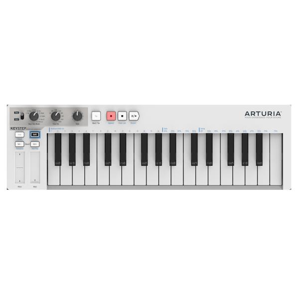 Arturia KeyStep Keyboard Controller and Step Sequencer