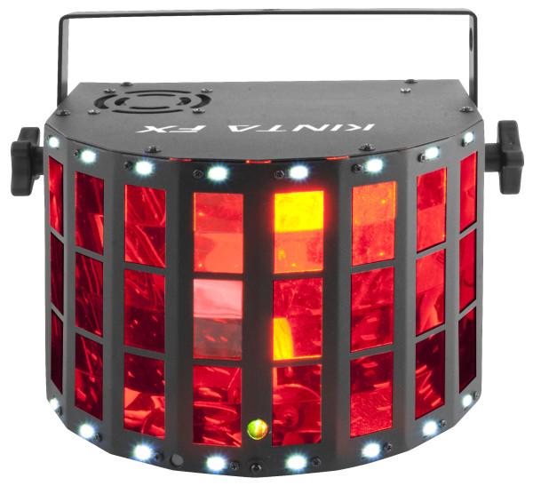 CHAUVET Kinta FX LED Derby With Laser & Strobe