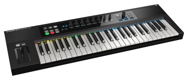 NATIVE INSTRUMENTS Komplete Kontrol S49 MIDI Keyboard