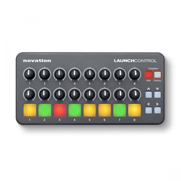 NOVATION Launch Control MIDI Controller