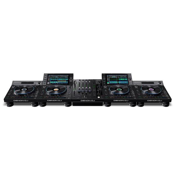 Denon DJ SC6000 + LC6000 Prime Complete Bundle
