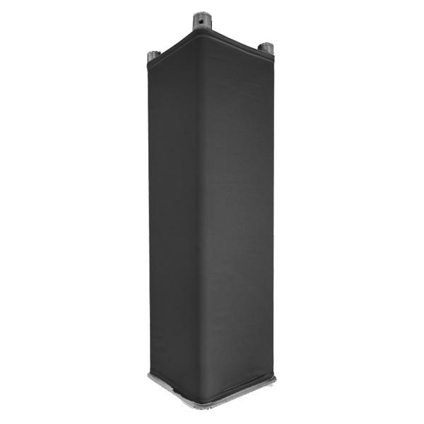 LEDJ Black 1.5m Quad Truss Sleeve (LEDJ27)