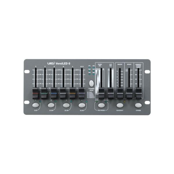 LEDJ VersiLED 6 DMX Controller (LEDJ322)
