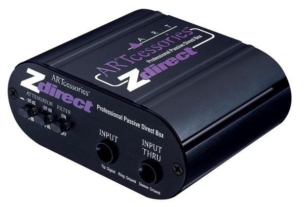 ART Z-Direct Professional Passive Direct Box
