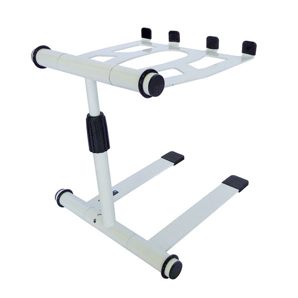 Novopro LS22M Adjustable Folding Laptop Stand - White