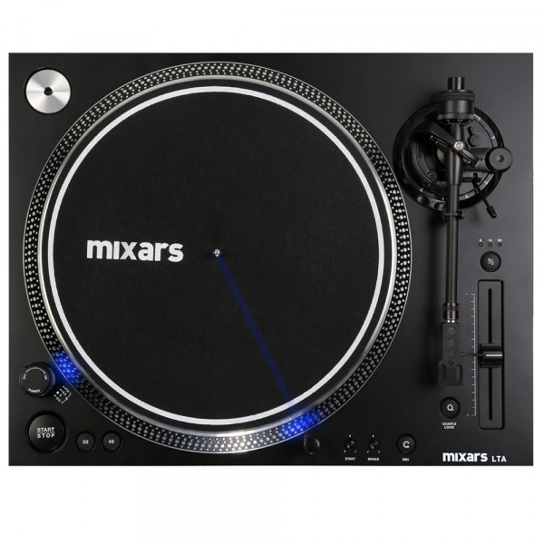 MIXARS LTA Direct-Drive Turntable With Straight Arm